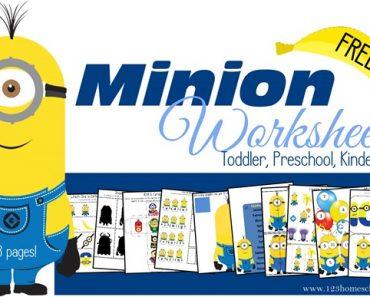43 Free Minion Printables