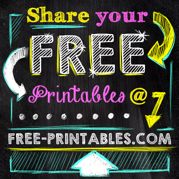 Submit a printable! - Share your free printables