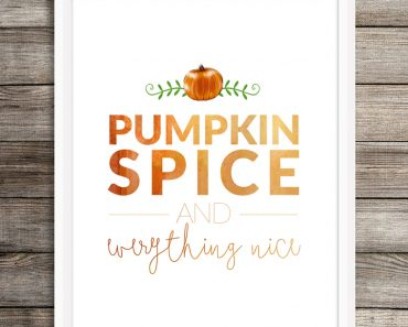 Pumpkin-Spice-and-Everything-Nice-Printable-framed