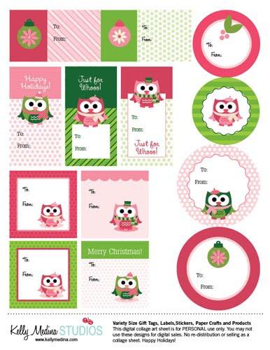 free-christmas-owl-gift-tag-printable