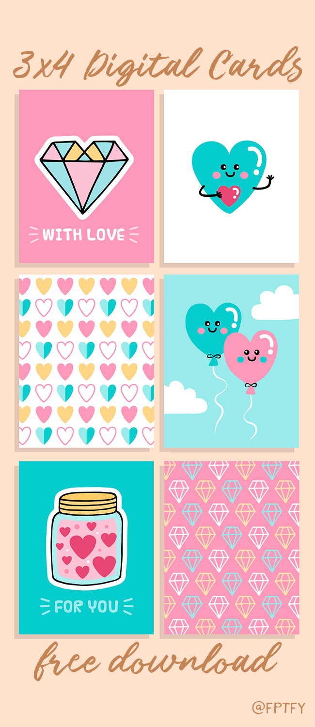 Free Printable Cute Valentine's Day Cards