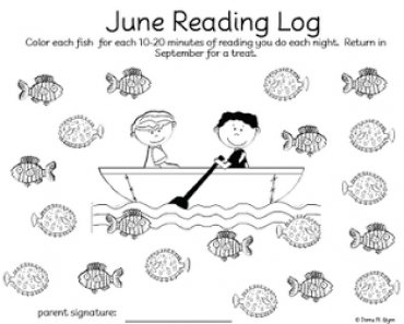 june-reading-log