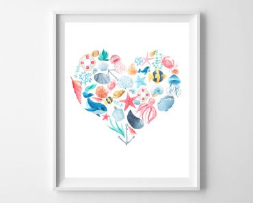 nautical-heart-frame-white