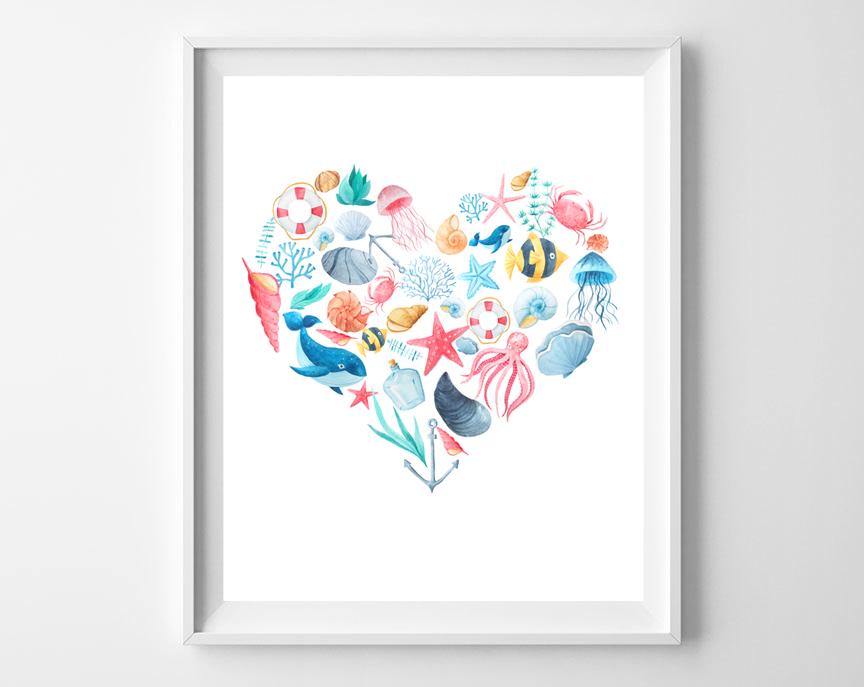 nautical-heart-frame-white