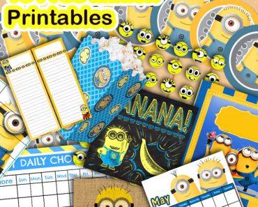 15-free-minion-printables