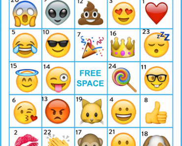 graphic about Printable Emoji Games identified as Occasion Game titles