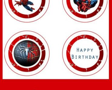 spiderman-party-circles