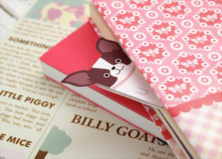Free Printable Dog Bookmarks