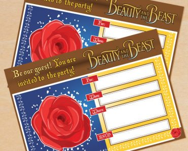 beauty-beast-invitation