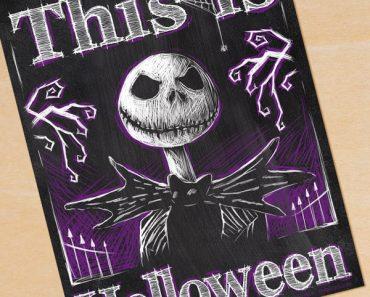 jack-skellington-chalk-poster1