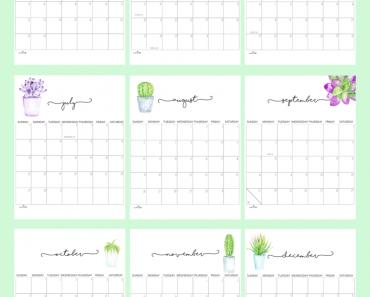 calendar-printable