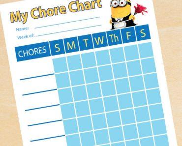free-printable-minions-chore-chart